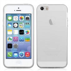 iPhone 5/5S Transparentes Gel-Etui