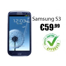 Samsung Galaxy S3 16GB Blue JETZT NUR ENTSPERRT €59.99