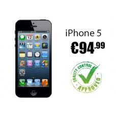 Benutzt Apple iPhone 5 16GB JETZT NUR ENTSPERRT €94.99