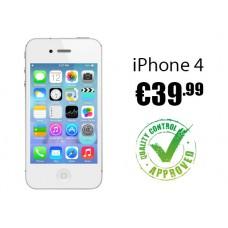 Benutzt  Apple iPhone 4 8GB JETZT NUR ENTSPERRT €39.99