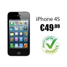 Benutzt  Apple iPhone 4S 8GB JETZT NUR ENTSPERRT €49.99
