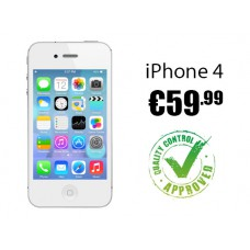 Benutzt Apple iPhone 4 16GB JETZT NUR ENTSPERRT €59.99