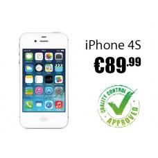 Benutzt  Apple iPhone 4S 32GB JETZT NUR ENTSPERRT €89.99