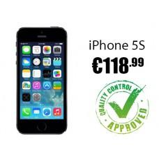 Benutzt Apple iPhone 5S 16GB  JETZT NUR ENTSPERRT €118.99