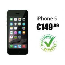 Benutzt Apple iPhone 5 64GB JETZT NUR ENTSPERRT €149.99