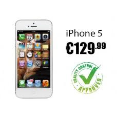 Benutzt Apple iPhone 5 32GB JETZT NUR ENTSPERRT €129.99