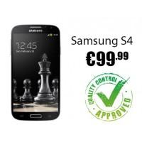 Samsung Galaxy S4 16GB JETZT NUR ENTSPERRT €99.99
